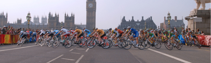 Ride 100 Prudential London
