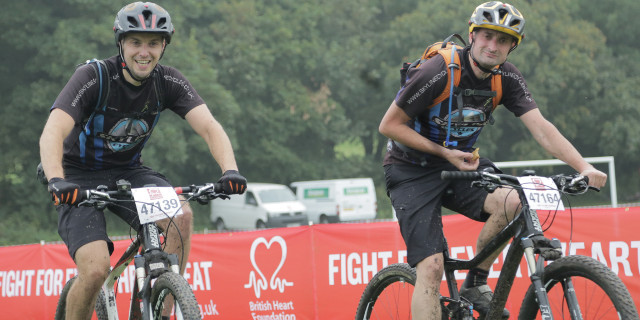 London to Brighton Off-Road Bike Ride – Saturday 26th September 15