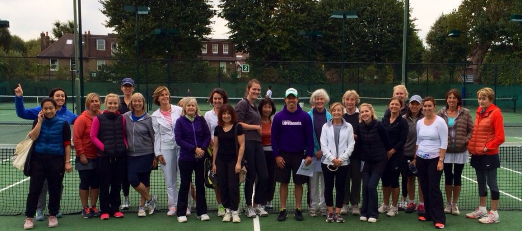 Hartswood Tennis Club Chiswick