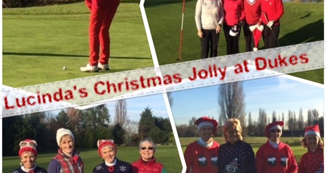 Warm up properly for Golf this Christmas