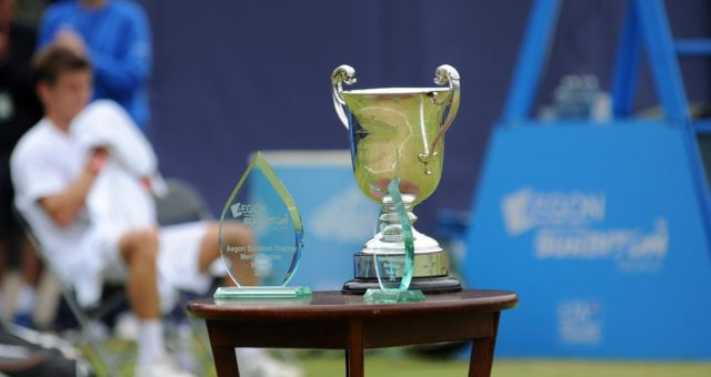 Clinic4Sport provides therapy at Surbiton Aegon Tennis Trophy