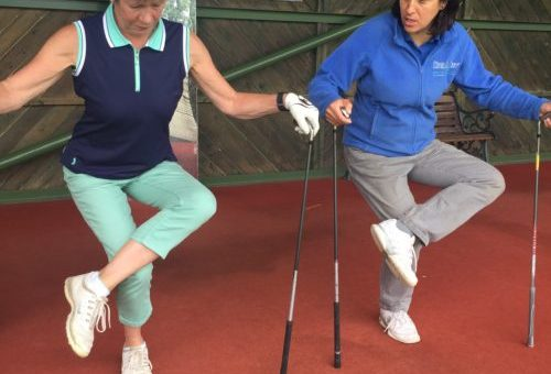 Helping golfers get the best out of your game