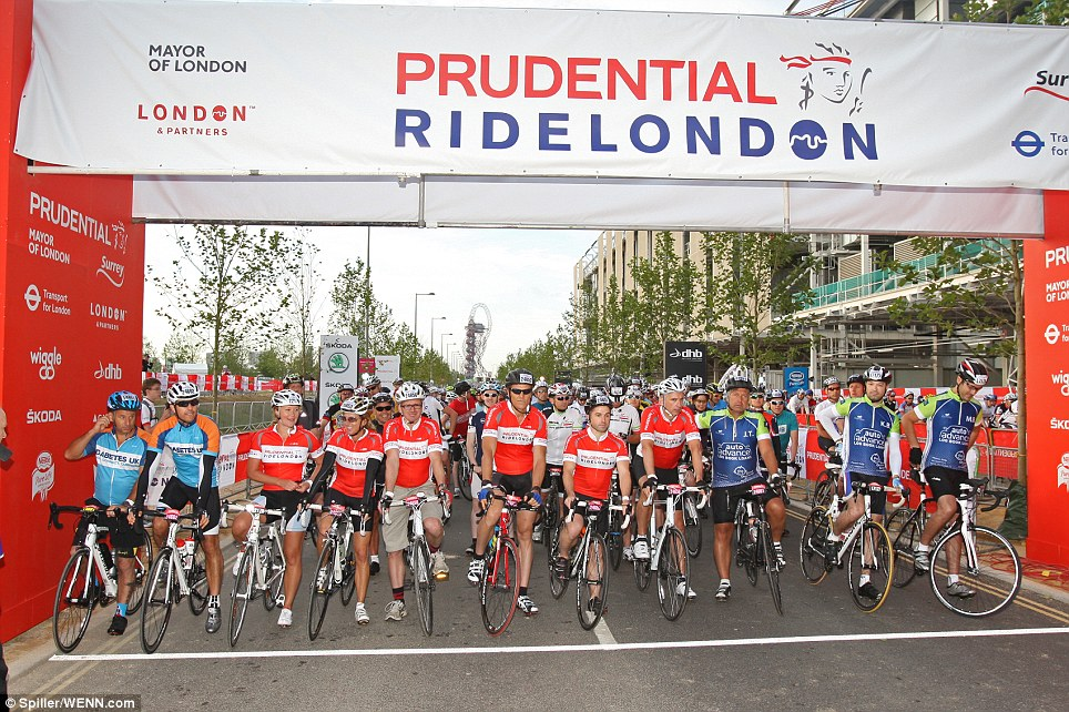 Prudential Ride 100 2016