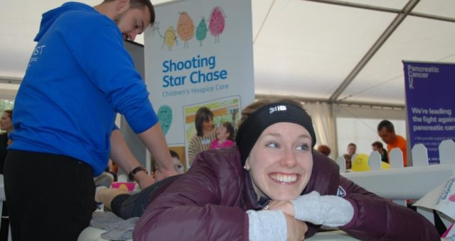 Feedback from Star Shooting Chase Charity