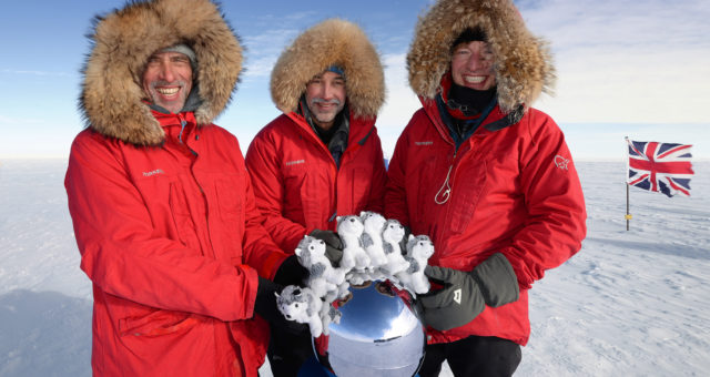 South Pole Expedition Challenge