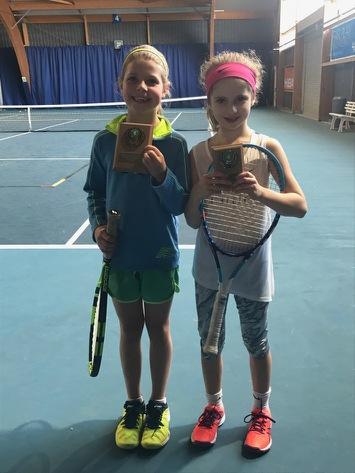 Bromley junior tennis 2017