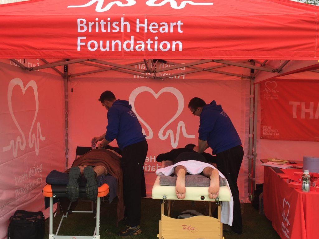RoughRunner British Heart Foundation