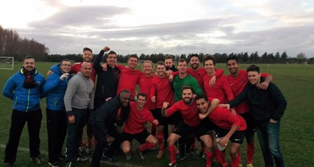Congratulations to 1st Poly Football Club Team for their recent win on Saturday …
