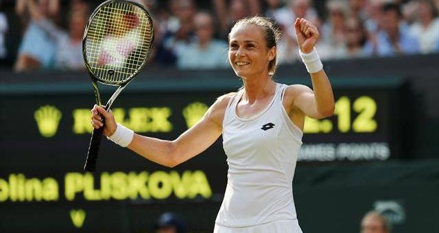 Congratulations to Magdalena Rybarikova – Official & Dudi Sela – דודי סלע who wo…