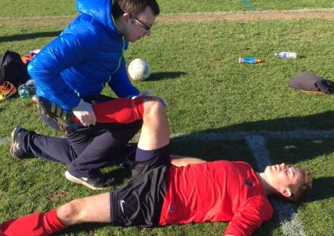 We continue to provide excellent therapy care for Poly Football Club on their ma…