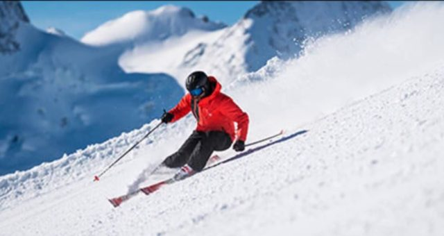 Often we hit the slopes in the winter with very little physical preparation and …
