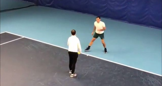 Full Video Here –  Roger Federer, Novak Djokovic and many more ATP & WTA players…
