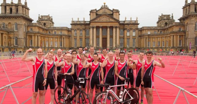 Sports Therapists/Massage Therapists needed for Blenheim Triathlon 2nd & 3rd Jun…