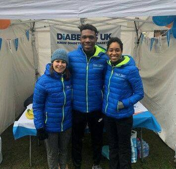 Our team of therapists are ready to help runners at London Big Half Marathon rec…
