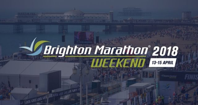 Brighton Marathon Weekend 2018!