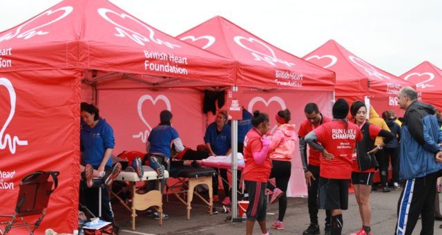Success at Warwick Half Marathon! – Congratulations to all runners @TheBHF for s…