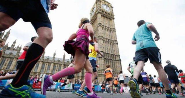 Virgin Money London Marathon is coming in two days now people! 91 Guinness World…