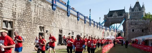 40th Tower of London Run by @TheBHF is taking place on midday tomorrow!!! @Clini…