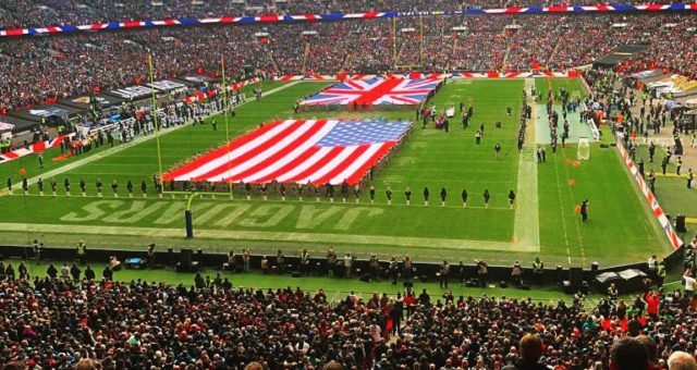 Big thanks to @NFLUK what a spectacular few weeks of football. We've loved every…