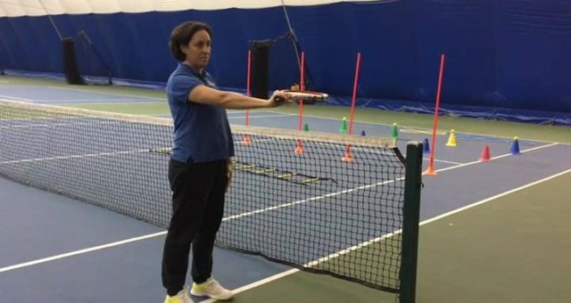 Great wrist warm-ups for all tennis players.   Repeat each exercise 10 times bef…