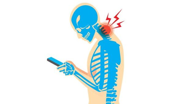 DO YOU SUFFER FROM 'TEXT NECK'?? Todays modern age leaves our upper back, should…