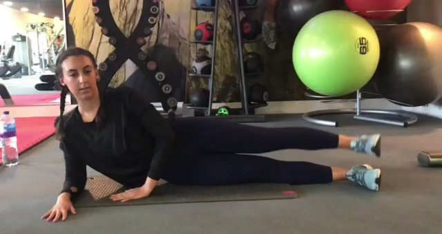 Glute Activation Series – Part 1! Two exercises we love here at the clinic! Add …