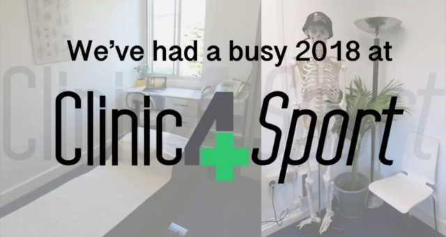 #Happy2019 from the team here at Clinic4Sport  we've had a spectacular year and …
