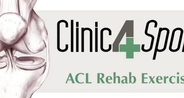 Pre & Post knee injury rehab available with our Sports Therapists and Physios- c…