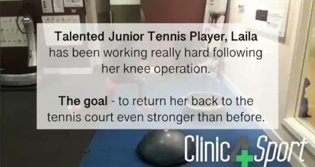 Amazing to see our junior tennis players improve each week following injury ‍️️‍…