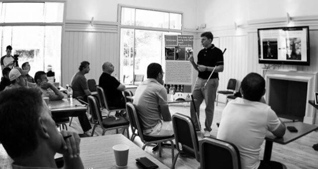 Massive thank you to Real_Golf for absolutely amazing seminar on a golf swing, w…