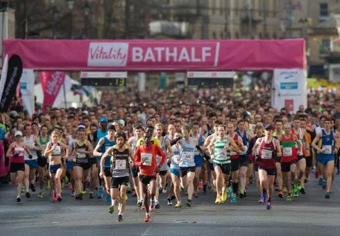 Our Sports Therapists are looking forward to treat runners @TheBHF @bathhalf on …