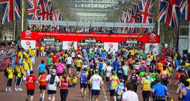 CALLING ALL @LondonMarathon RUNNERS ‍️ ‍️ make sure you book in with us before S…