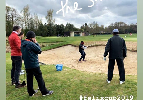 Feeling honored to be invited to the first ever  #FelixCup 2019  yesterday Burhi…