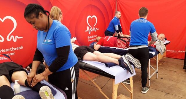 We had a fantastic time at Brighton Marathon Weekend! Working with British Heart…