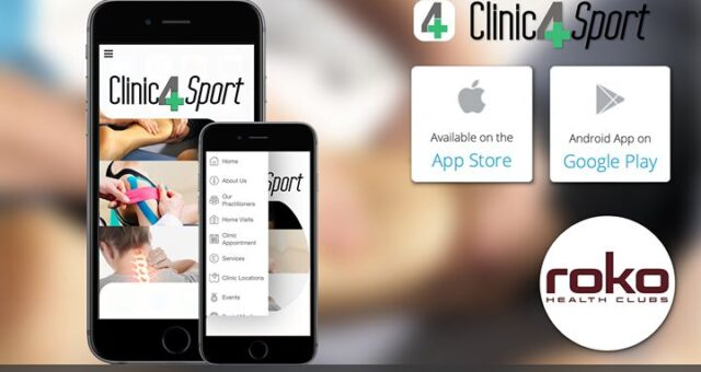 Feel free to download our new free Clinic4Sport APP & easily book clinic treatme…