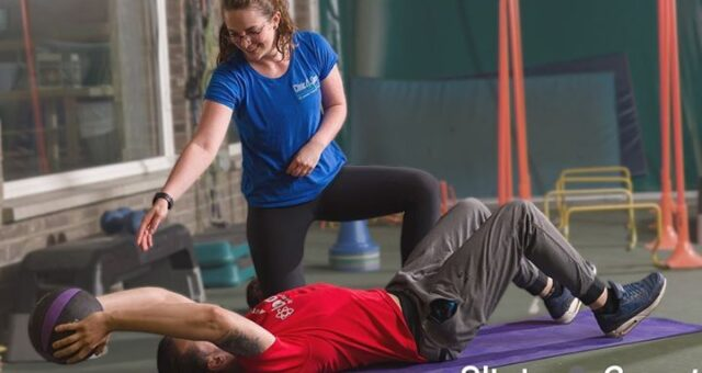 ️ Meet Olivia – our newest Personal Trainers at Clinic4sport.  . Here are 5 rea…