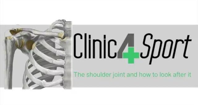 Did you know……the shoulder joint is a very complex structure which needs a lot o…