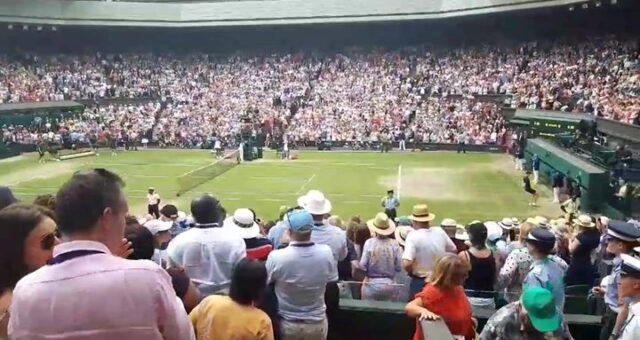Great Wimbledon ladies final today!  Congratulations to Simona Halep & Serena Wi…