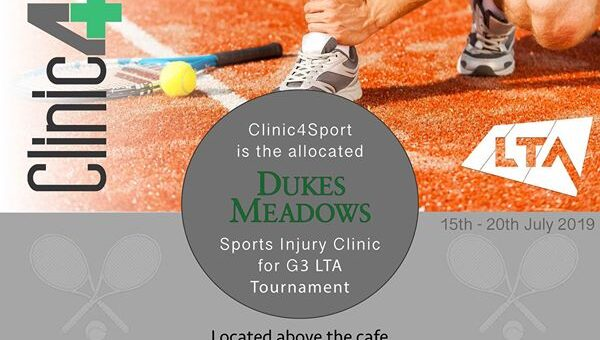 We are looking after all the players this week at the G3 @lta Junior Tennis Tour…