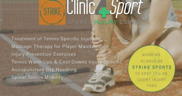 We are very pleased to announce we will be looking after players at @mystrikespo…
