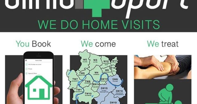 We do home visits! If you can't make it to our clinics we can come to you. Pleas…