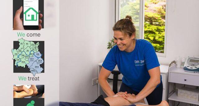 Louisa is our newest Massage Therapist at Clinic4sport available for home visits…