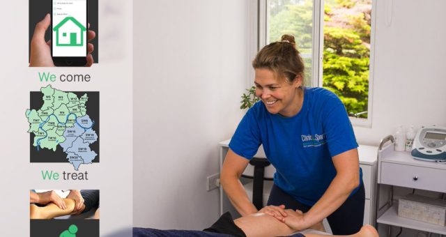 Louisa is our newest mobile massage therapist for Clinic4Sport, suppling 1 hour …