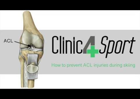ACL prevention Skiers