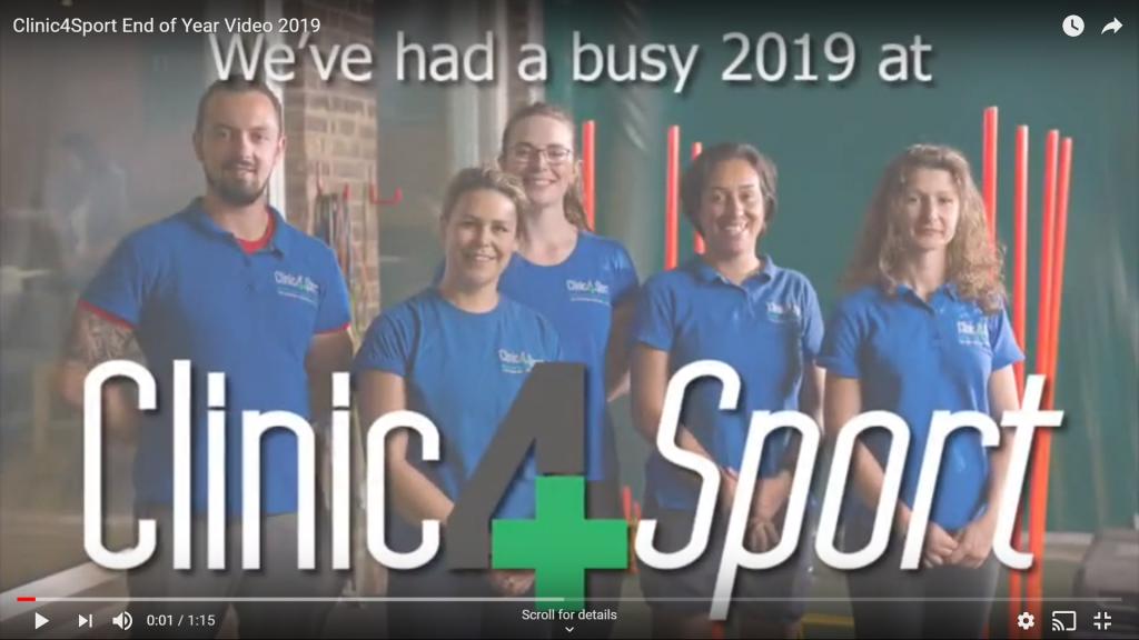 Clinic4Sport Video 2019